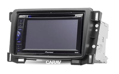 Carav Рамка CHEVROLET Sail 2010+ (CARAV 11-355) (фото, вид 4)