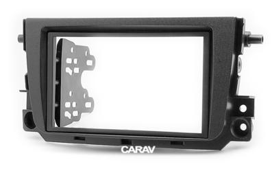 Carav Рамка SMART ForTwo 2011-2017 (CARAV 11-358) (фото, вид 6)