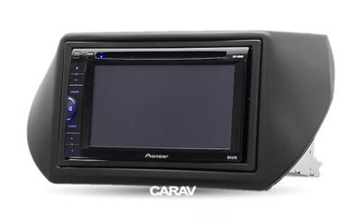 Carav Рамка PEUGEOT Bipper 2008+ / FIAT Fiorino, Qubo 2008+ / CITROEN Nemo 2008+ (CARAV 11-368) (фото, вид 3)