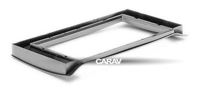 Carav Carav 11-369 | 2DIN переходная рамка Chery Kimo, A1, Face, Nice, S12 2007+, Fresh 2010+; J1 2009+ Dodge Breeze 2008+ DR (2) 2010+ (фото, вид 4)