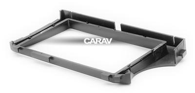 Carav Рамка SSANG YONG Actyon, Kyron 2005-2015 (руль справа) (CARAV 11-400) (фото, вид 4)
