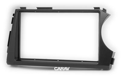Carav Рамка SSANG YONG Actyon, Kyron 2005-2015 (руль справа) (CARAV 11-400) (фото, вид 5)