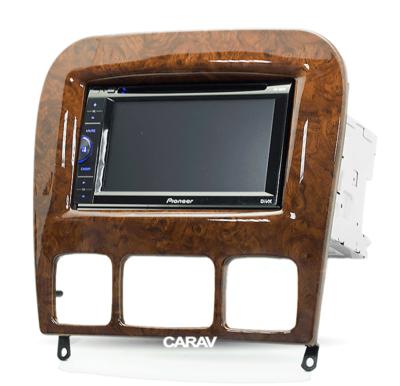 Carav Рамка MERCEDES-BENZ S-klasse (W220) 1998-2005 (CARAV 11-410) (фото, вид 5)