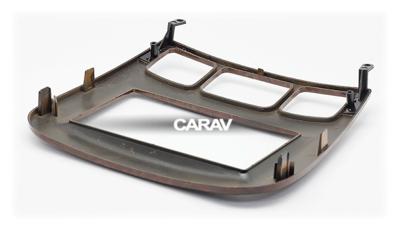 Carav Рамка MERCEDES-BENZ S-klasse (W220) 1998-2005 (CARAV 11-410) (фото, вид 6)