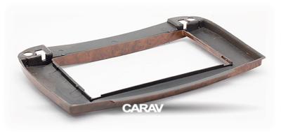 Carav Рамка MERCEDES-BENZ CL-klasse (C215) 2003-2006; S-klasse (W220) 2002-2005 (CARAV 11-409) (фото, вид 6)