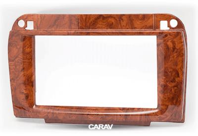 Carav Рамка MERCEDES-BENZ CL-klasse (C215) 2003-2006; S-klasse (W220) 2002-2005 (CARAV 11-409) (фото, вид 7)