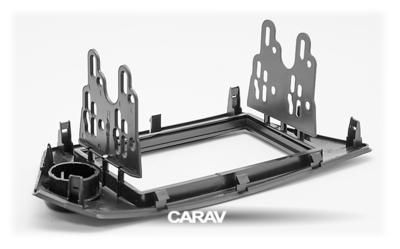 Carav Рамка KIA Rio (QB) 2011-2017 (руль слева) (CARAV 11-412) (фото, вид 6)