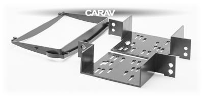 Carav Carav 11-411   2DIN переходная рамка Hyundai H-1, Starex 2007-2015, i800, iMax 2008-2015 (фото, вид 6)
