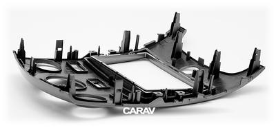 Carav Рамка KIA Cerato (TD), Forte (TD), Naza Forte 2009-2012 (без климат-контроля) (CARAV 11-414) (фото, вид 6)