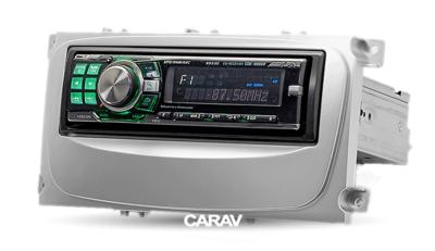 Carav Рамка FORD Focus II, Mondeo, S-Max, C-Max 2007-2011; Galaxy II 2006-2011; Kuga 2008-2012 (CARAV 11-415) (фото, вид 4)