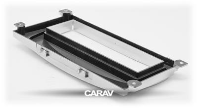 Carav Рамка FORD Focus II, Mondeo, S-Max, C-Max 2007-2011; Galaxy II 2006-2011; Kuga 2008-2012 (CARAV 11-415) (фото, вид 5)
