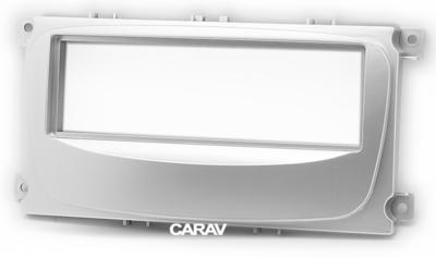 Carav Рамка FORD Focus II, Mondeo, S-Max, C-Max 2007-2011; Galaxy II 2006-2011; Kuga 2008-2012 (CARAV 11-415) (фото, вид 6)