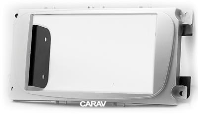 Carav Carav 11-416   2DIN переходная рамка Ford Focus II, Mondeo, S-Max, C-Max 2007-2011, Galaxy II 2006-2011, Kuga 2008-2012 (фото, вид 7)