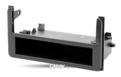 Carav Carav 11-420   1DIN переходная рамка Toyota универсальные боковые вставки со встроенным карманом (фото, вид 6)