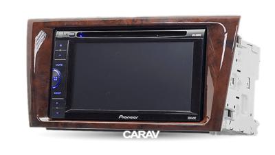 Carav Carav 11-431 | 2DIN переходная рамка Toyota Avalon 2000-2004 (фото, вид 3)