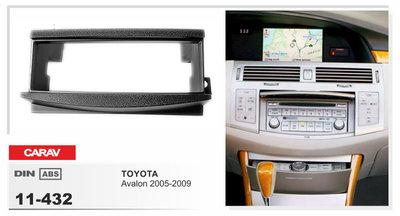 Carav Рамка TOYOTA Avalon 2005-2009 (CARAV 11-432) (фото, вид 1)