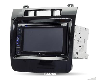 Carav Рамка VOLKSWAGEN Touareg 2010-2014 (CARAV 11-435) (фото, вид 3)