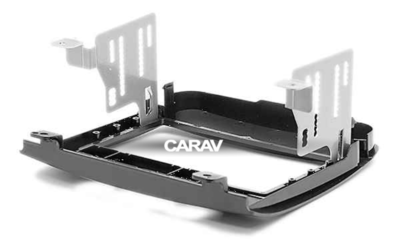 Carav Рамка VOLKSWAGEN Touareg 2010-2014 (CARAV 11-435) (фото, вид 4)