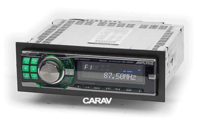 Carav Универсальная рамка (173 x 50 / 188 x 64 mm) (CARAV 11-439) (фото, вид 2)