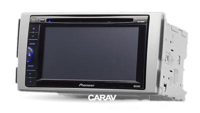Carav Carav 11-449 | 2DIN переходная рамка Hyundai Santa Fe 2006-2012 (фото, вид 2)