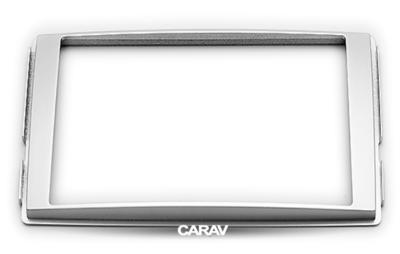 Carav Carav 11-449 | 2DIN переходная рамка Hyundai Santa Fe 2006-2012 (фото, вид 4)
