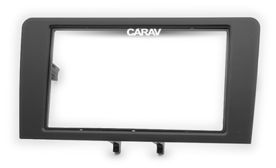 Carav Рамка AUDI A3 (8P / with Symphony OEM-Radio) 2003-2008; A3 (8P/8PA) 2008-2012 (CARAV 11-450) (фото, вид 4)