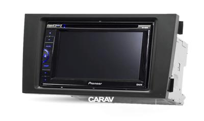 Carav Carav 11-458 | 2DIN переходная рамка Audi A6 (4B) 1997-2004, ALLROAD 2000-2006 (фото, вид 3)