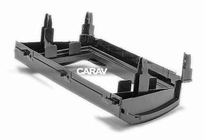 Carav Carav 11-461 | 2DIN переходная рамка Toyota Corolla 2013-2017 (руль слева) (фото, вид 3)