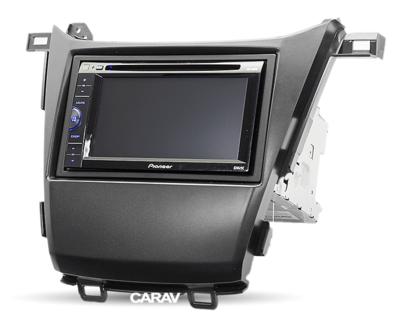 Carav Рамка HONDA Odyssey 2010-2013 (CARAV 11-465) (фото, вид 3)