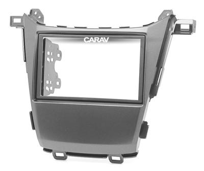 Carav Рамка HONDA Odyssey 2010-2013 (CARAV 11-465) (фото, вид 5)