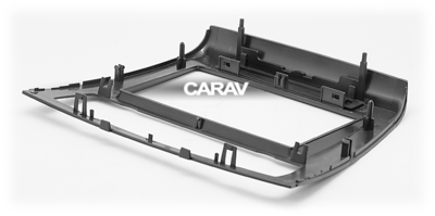 Carav Рамка BMW 1-Series (E81, 82, 87, 88) 2007-2011 (с климат-контролем) (CARAV 11-481) (фото, вид 3)