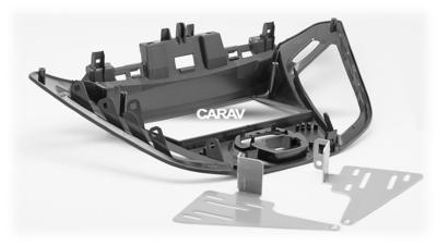 Carav Carav 11-491   2DIN переходная рамка Ford Transit Custom, Tourneo Custom 2012+ (фото, вид 3)