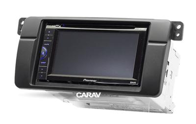 Carav Carav 11-498 | 2DIN переходная рамка BMW 3-Series (E46) 1998-2005 (фото, вид 2)