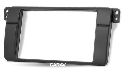 Carav Carav 11-498 | 2DIN переходная рамка BMW 3-Series (E46) 1998-2005 (фото, вид 4)