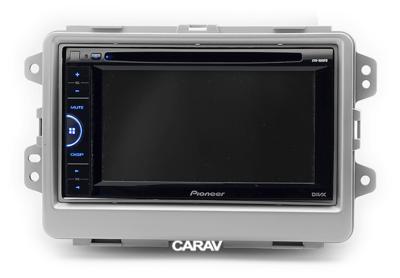 Carav Carav 11-504 | 2DIN переходная рамка FAW Oley 2012+ (фото, вид 2)