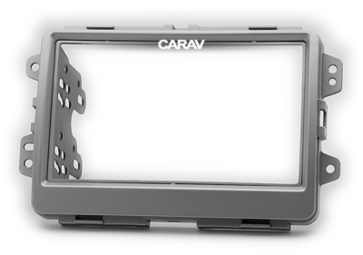 Carav Carav 11-504 | 2DIN переходная рамка FAW Oley 2012+ (фото, вид 4)