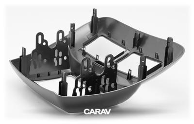Carav Рамка FAW Vita V5 2013+ (CARAV 11-502) (фото, вид 3)