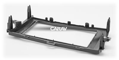 Carav Carav 11-505   2DIN переходная рамка Toyota Corolla 2007-2013 (фото, вид 4)