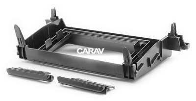 Carav Рамка TOYOTA Highlander 2013+, Kluger 2014+ (CARAV 11-513) (фото, вид 3)