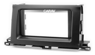 Carav Рамка TOYOTA Highlander 2013+, Kluger 2014+ (CARAV 11-513) (фото, вид 4)
