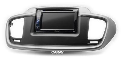 Carav Рамка KIA Sorento (UM) 2014+ (руль слева) (CARAV 11-515) (фото, вид 3)