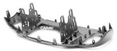 Carav Рамка KIA Sorento (UM) 2014+ (руль слева) (CARAV 11-515) (фото, вид 4)