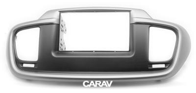 Carav Рамка KIA Sorento (UM) 2014+ (руль слева) (CARAV 11-515) (фото, вид 5)