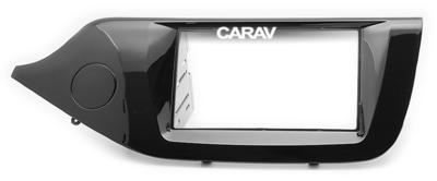 Carav Рамка KIA CEE'D 2012+ (руль слева) (CARAV 11-519) (фото, вид 5)