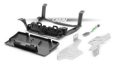 Carav Рамка OPEL Zafira (C) 2011-2016 (с кнопками в комплекте) (CARAV 11-521) (фото, вид 4)