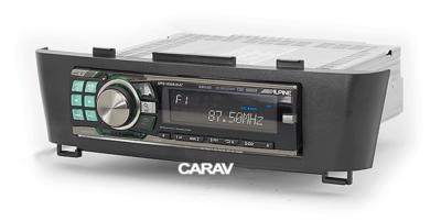 Carav Carav 11-535   1DIN переходная рамка Nissan Almera, Sentra 2000-2006 (фото, вид 2)