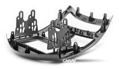 Carav Рамка CHEVROLET Spark (M300) 2013-2015 / HOLDEN Barina Spark (MJ) 2012-2016 (CARAV 11-542) (фото, вид 4)