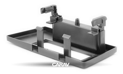 Carav Рамка VOLVO S60 2000-2004; V70, XC70 2001-2004 (с карманом) (CARAV 11-557) (фото, вид 4)