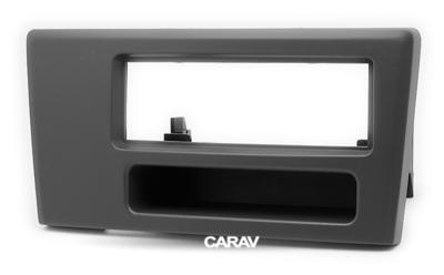 Carav Рамка VOLVO S60 2000-2004; V70, XC70 2001-2004 (с карманом) (CARAV 11-557) (фото, вид 5)