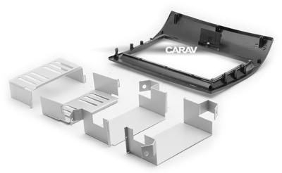 Carav Carav 11-559 | 2DIN переходная рамка Peugeot Boxer 2006+, Fiat Ducato 2006+,Citroen Jumper 2006+ (фото, вид 4)